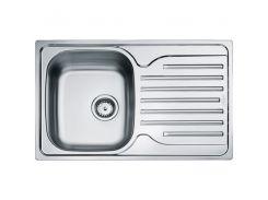 Кухонная мойка из нержавеющей стали Franke Polar PXL 611-78, 101.0330.657, декор