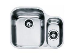 Кухонная мойка из нержавеющей стали Franke Armonia AMX 160, 122.0021.448, полированная