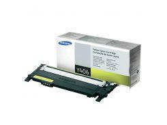 Картридж CLT-Y406S yellow для принтера Samsung CLP-360, CLX-3300, CLX-3305, CLX-3305fn, CLX-3305fw, CLX-3305w, CLP-365w, SL-C460FW, SL-C460W, CLP-365, SL-C410W