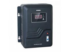 Стабилизатор напряжения SVEN AVR PRO-5000 LCD
