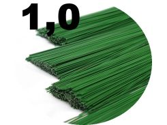 проволока флористическая для рукоделия 50 прутиков (1мм)