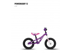 Велосипед Ghost Powerkiddy 12 purple 2016