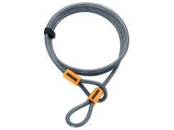 Трос ONGUARD AKITA Wire 460см х 10мм на петлях с виниловым покрытием, стальной (CAB-00-11)