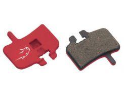 Колодки тормозные диск JAGWIRE Red Mountain Sport DCA001 (2 шт) - Hayes HFX-Mag, HFX-9, MX1 (BRS-09-27)