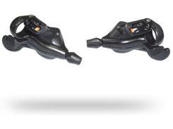 Ручки переключения SUN RACE M90 лев+прав инд. 9-k триггер черн (SHLC-56-03)