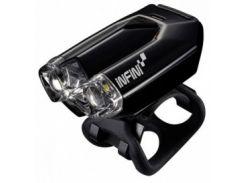 Фара передняя INFINI I-260W черн. 2 светодиода, 4 режима, USB, крепл. батар. (LTS-30-48)