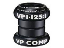 "Рулевая колонка 1-1/8"" VP VP-A69AC Al 89гр на промах черный (HSE-02-43)"