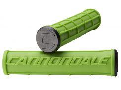 Грипсы Cannondale WAFFLE силикон зеленые (GRI-50-40)