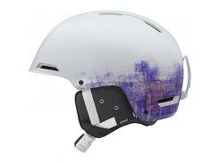 Шлем горнолыжный Giro Battle White Beachcomber Размер S (52-55,5 см)