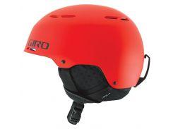 Шлем горнолыжный Giro Combyn Matte Red Glowing Размер M (55,5-59 см)
