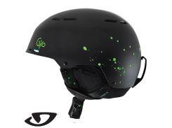 Шлем горнолыжный Giro Combyn Matte Black Splatter Размер M (55,5-59 см)