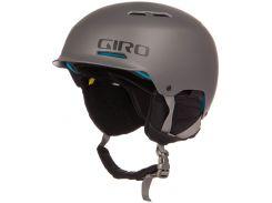 Шлем горнолыжный Giro Discord Matte Dark Shadow Размер L (59-62,5 см)