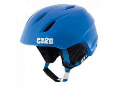 Шлем горнолыжный Giro Launch Blue Penuins Размер M/L (52-55,5 см)