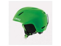 Шлем горнолыжный Giro Launch Bright Green Размер M/L (52-55,5 см)