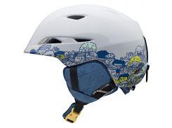 Шлем горнолыжный Giro Montane White Faces Размер M (55,5-59 см)