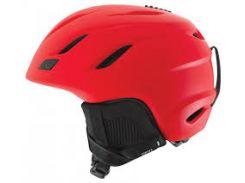 Шлем горнолыжный Giro Nine Red Размер L (59-62,5 см)