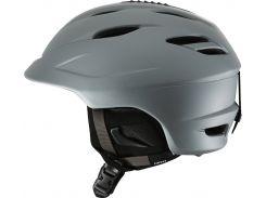 Шлем горнолыжный Giro Seam Matte Pewter Размер M (55,5-59 см)