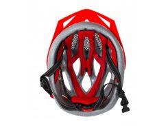 Сменный комплект оборудования на шлем детский Green Cycle FAST FIVE бело-черный Размер 50-56 см