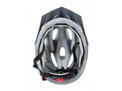 Сменный комплект оборудования на шлем Green Cycle Enduro бело-серый Размер 54-58 см