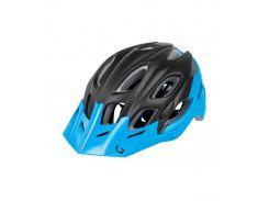 Шлем Green Cycle Enduro черно-синий Размер 54-58 см