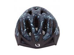 Шлем детский Green Cycle Fast Five темно-синий Размер 50-56 см