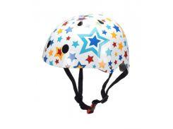 Шлем детский Kiddimoto Stars Размер M (53-58 см)