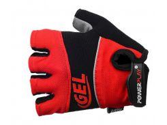Велоперчатки PowerPlay 1058 red Размер XL