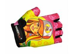 Велоперчатки PowerPlay 5473 Barbie Размер S