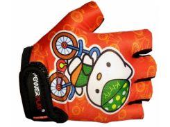 Велоперчатки PowerPlay 5473 Kitty Размер S