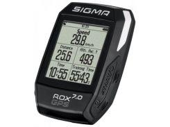Велокомпьютер Sigma Sport ROX 7.0 GPS BLACK