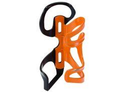 Держатель фляги Cannondale SSL (под левую руку) черно-оранжевый (CGE-37-80)