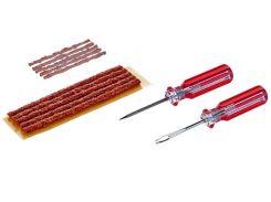 Ремкомплект MaXalami MAXI для бескамерных шин (шило + рашпиль + 5 жгутов MaXalami + 5 жгутов MaXanossi) (RPK-47-56)
