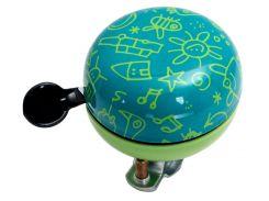 Дин-донг Green Cycle GBL-359 зеленый 60мм (BEL-11-78)