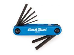Набор складн. шестигран. Park Tool 1.5mm-6mm (1.5mm, 2mm, 2.5mm, 3mm, 4mm, 5mm, 6mm) (TOO-34-13)