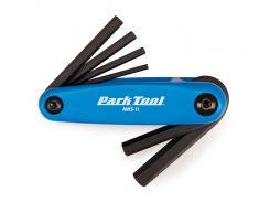 Набор складн. шестигран. Park Tool 3mm, 4mm, 5mm, 6mm, 8mm, 10mm (TOO-34-14)