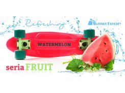 Скейтборд Meteor watermelon