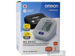 Тонометр Omron M2 Basic HEM-7121-ALRU