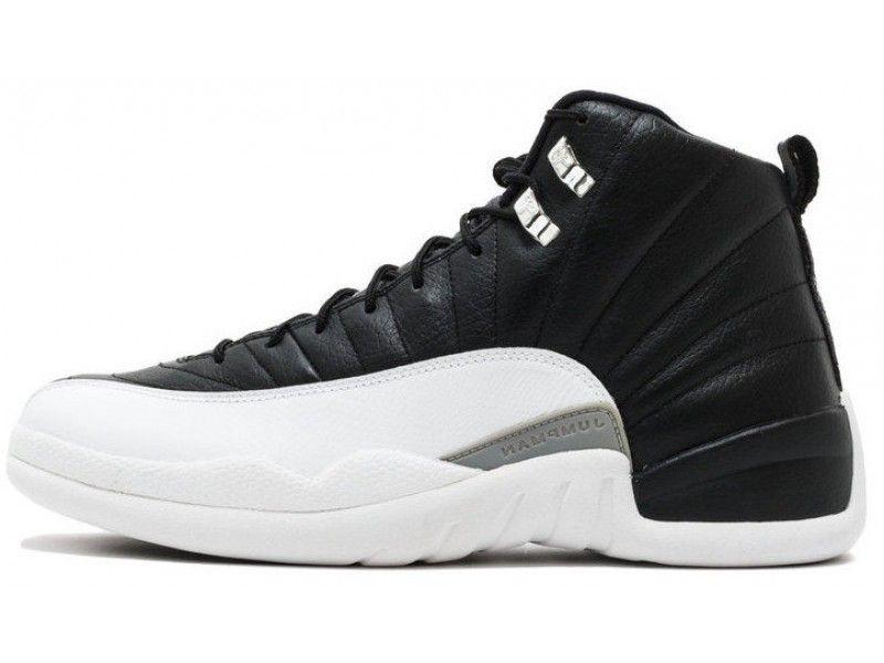 240683132bae7a Мужские баскетбольные кроссовки Nike Mens Air Jordan 12 Retro Playoff Black  White-True Red Херсон