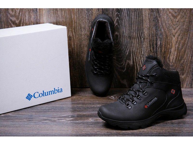 a59d6d63a76c Мужские кожаные ботинки Columbia Track Control купить недорого за ...