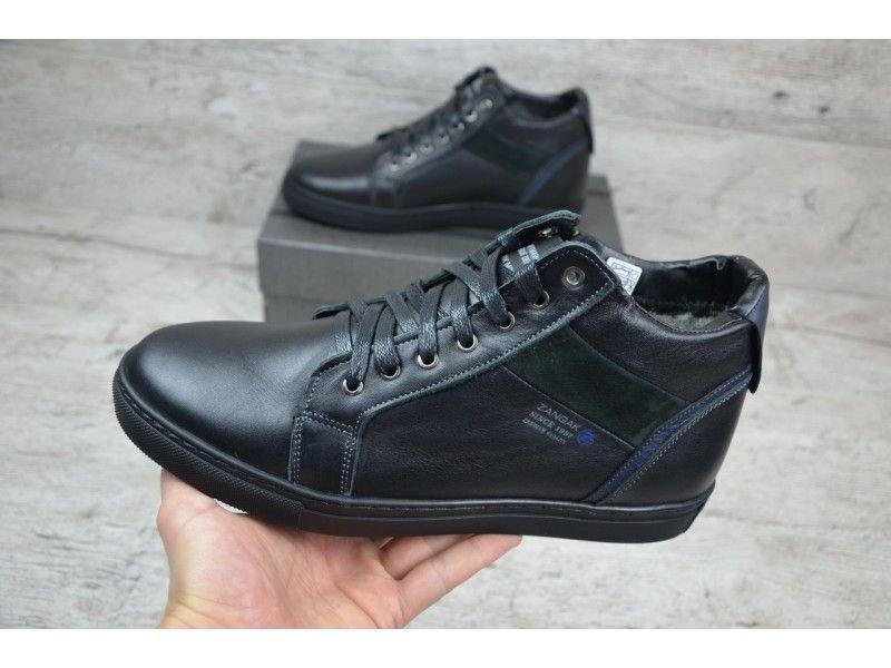 078cd2559 Мужские кожаные ботинки Zangak 192 купить недорого за 1 050 грн. на ...