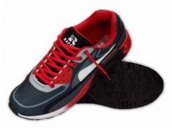 Мужские кроссовки Vices b709a-19 (красный)
