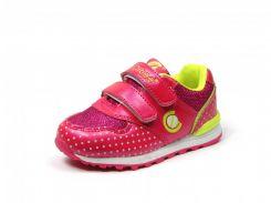 Детская спортивная обувь кроссовки Clibee:F-603 Малиновый