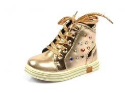 Детские ботинки J&G:A-2631-3