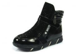 Детские ботинки Apawwa:L-429 Черный