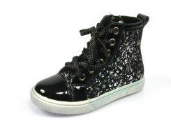 Детские ботинки Clibee:H-139 Черный