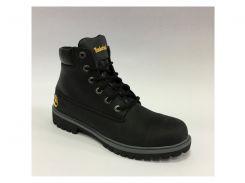 Ботинки мужские зимние Tmbn 9902 YH черные