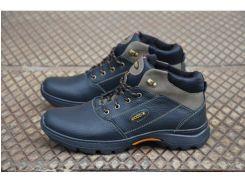 Мужские кожаные ботинки Ecco 145