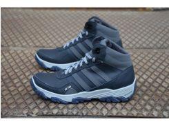 Мужские кожаные ботинки Adidas 111