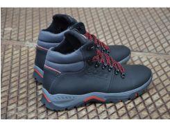 Мужские кожаные ботинки Ecco 313