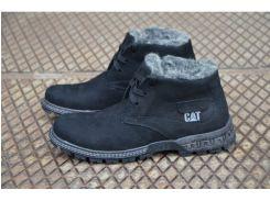Мужские ботинки Caterpillar 123 черный